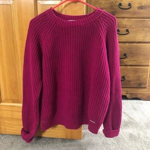 Michael Kors chunky Knitted sweater